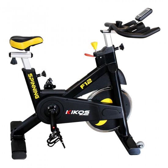 Bicicleta Spinning Pro F12 - Kikos