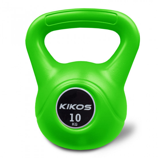 Kettlebell 10Kg Cement Ps - Kikos (Previsão de Envio 18/12/2021)