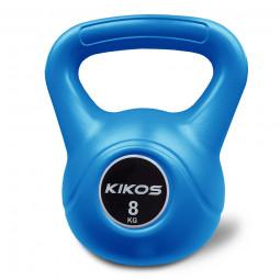 Kettlebell 8Kg Cement Ps - Kikos (Previsão de Envio 18/12/2021)